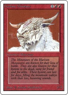 Hurloon Minotaur 2U
