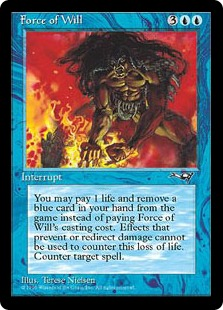 Force of Will AL