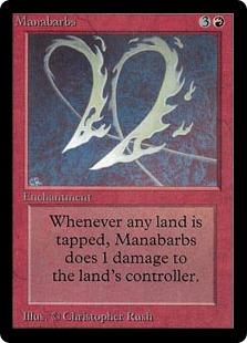Manabarbs 2E