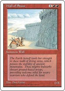 Wall of Stone 4E