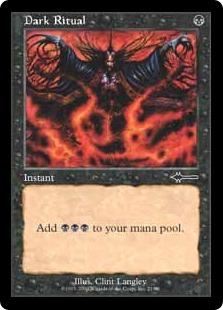 Dark Ritual BD