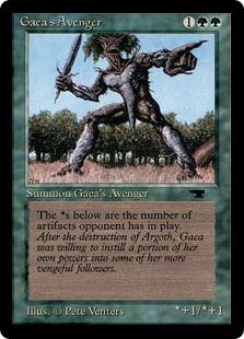 Gaea's Avenger AQ