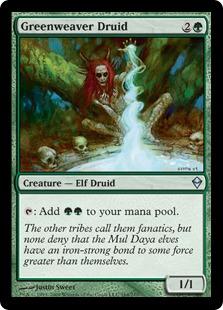Greenweaver Druid ZEN