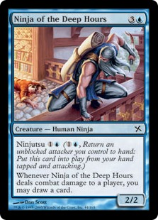Ninja of the Deep Hours BOK