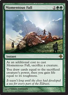 Momentous Fall ROE