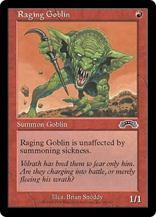 Raging Goblin EX