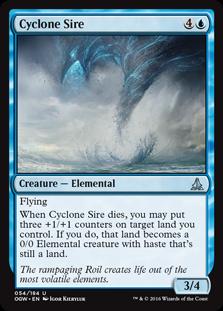 Cyclone Sire OGW