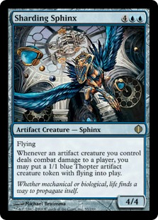 Sharding Sphinx ALA