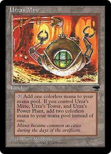 Urza's Mine CH