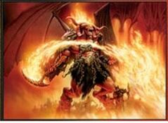Rakdos demon