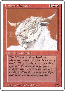 Hurloon Minotaur 3E