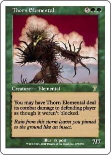 Thorn Elemental 7E