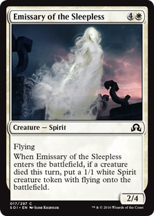 Emissary of the Sleepless SOI