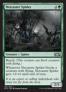 Netcaster Spider M15