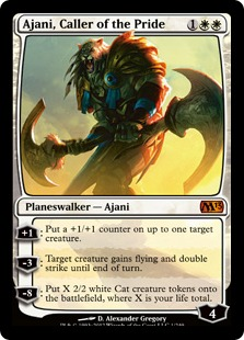Ajani, Caller of the Pride M13