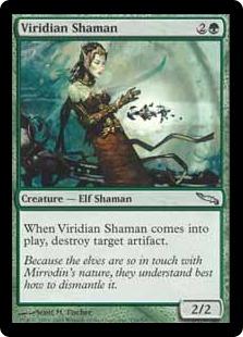 Viridian Shaman MRD