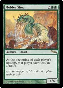 Molder Slug MRD