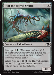 It of the Horrid Swarm EMN