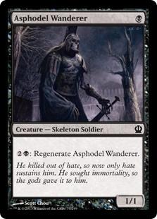 Asphodel Wanderer THS
