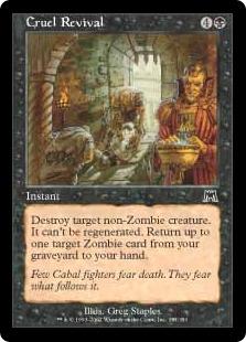 Cruel Revival ONS