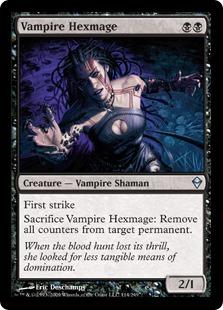 Vampire Hexmage ZEN