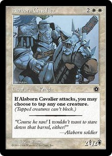 Alaborn Cavalier PO2