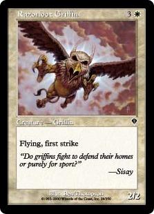 Razorfoot Griffin IN