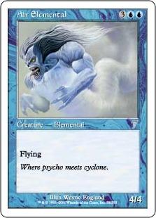 Air Elemental 7E