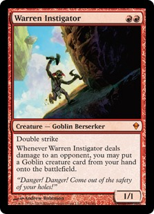 Warren Instigator ZEN