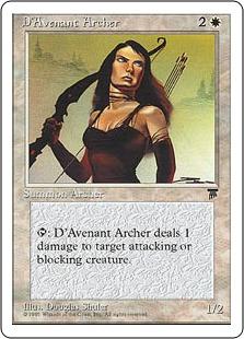 D'Avenant Archer CHR