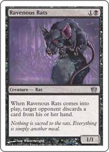 Ravenous Rats 8ED