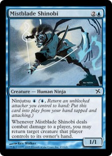 Mistblade Shinobi BOK