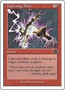 Lightning Blast 6E
