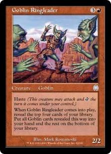 Goblin Ringleader AP