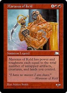 Maraxus of Keld WL