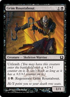 Grim Roustabout RTR