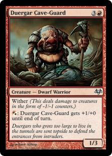 Duergar Cave-Guard EVE