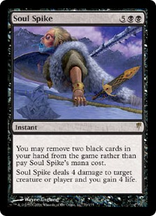 Soul Spike CSP
