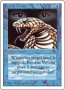 Psychic Venom 2U