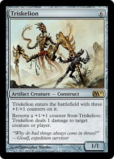 Triskelion M11