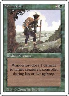 Wanderlust 3E