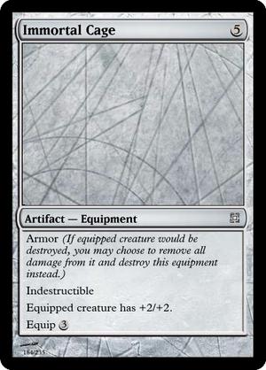 Immortal Cage
