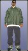 Skin 86 Gangsta