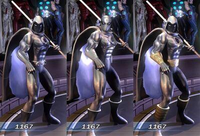 Moon Knight MUA Costumes