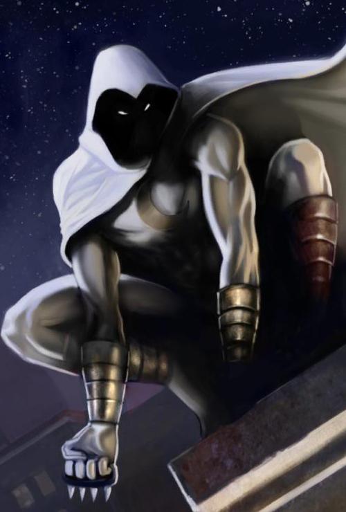 Ultimate Spider Man Show Wallpaper Moon Knight | Marvel: ...