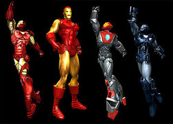 Armor-suits-video-games-iron-man-marvel-ultimate-alliance