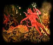 Devil torturing u