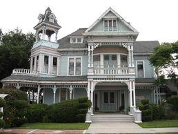 Juve's mansion