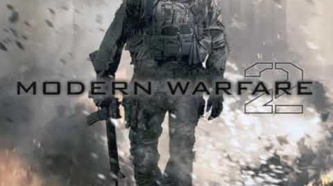 CoD Modern Warfare 2 Soundtrack - Estate Betrayal