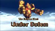 The Earth Giant - Under Golem